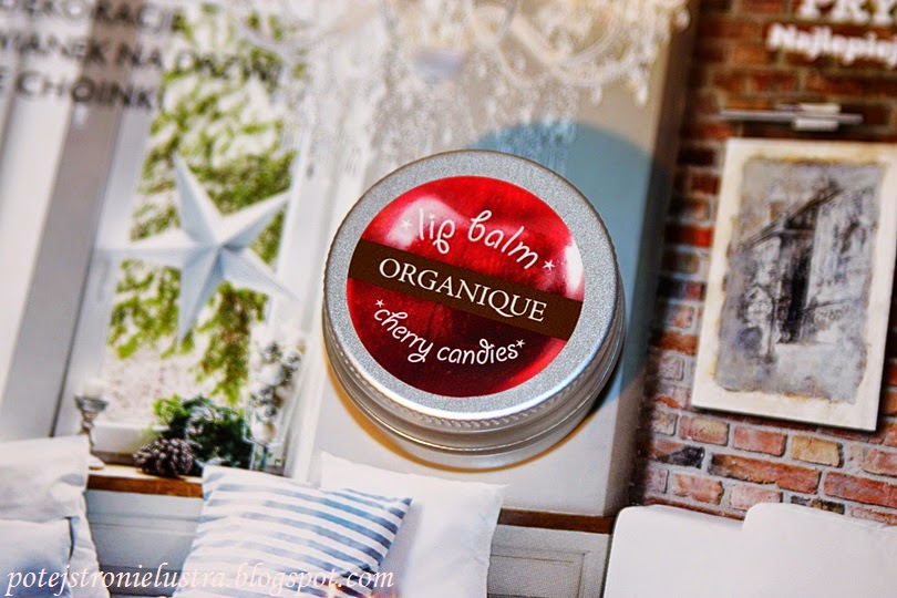 Balsam do ust Organique Cherry Candies