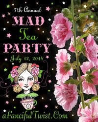 Mad Tea Party - July 12, 2014