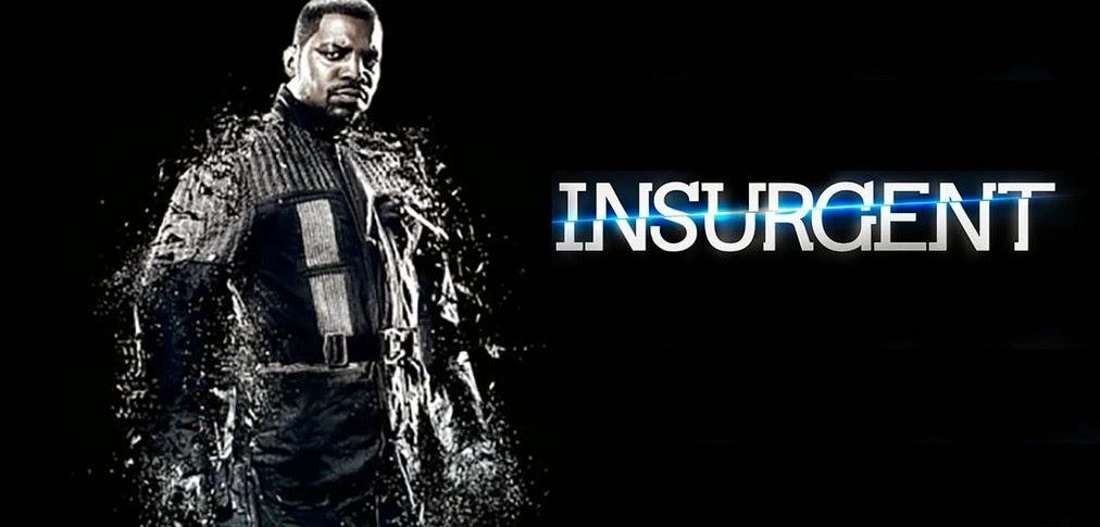 A Série Divergente: Insurgente ganha cartazes de personagens em 3D