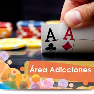 Área de adicciones