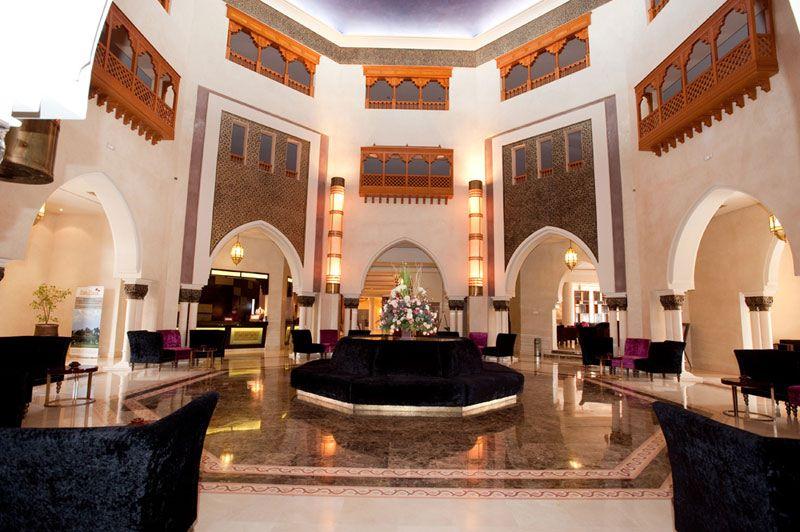 G Panda Palm Plaza Hotel et Riad Marrakec...
