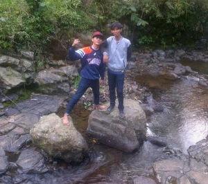 wisata batu akik sungai maribaya