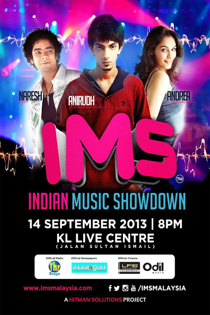 14 Sep 2013 Sat Indian Music Showdown 2013