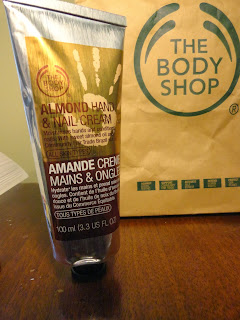 Clothes & Dreams: #Event: The Body Shop VIP Night: hand and nail cream