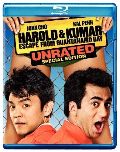 Harold & Kumar Escape from Guantanamo Bay (2008) tainies online oipeirates