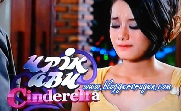 Upik Abu Cinderella FTV SCTV Dinda Hauw Adipati Dolken