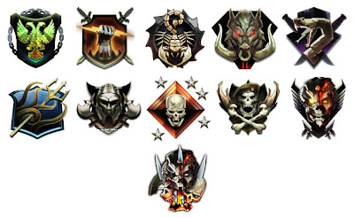Prestigios en Call of Duty: Black Ops II