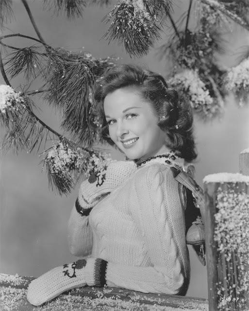 Susan Hayward Christmas