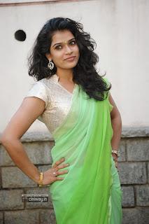 Love-U-Bangaram-Heroine-Bhargavi-Stills-at-Movie-Logo-Launch