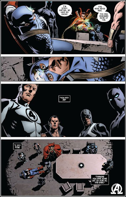 New Avengers #3 - Jonathan Hickman - 365 Days of Comics