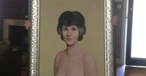 Jimmy Kimmel Bought $1.9M Nude Bea Arthur Painting