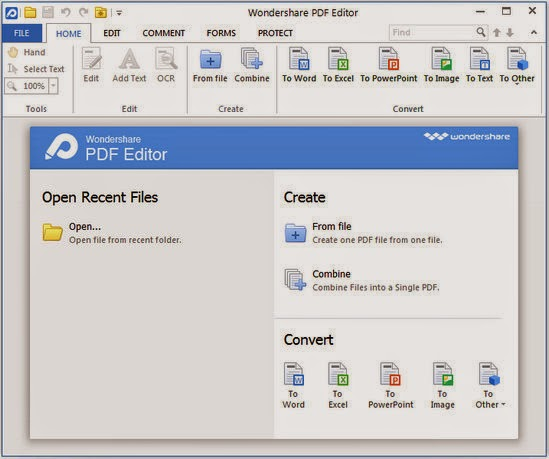 Wondershare PDF Editor + Portable Full Version