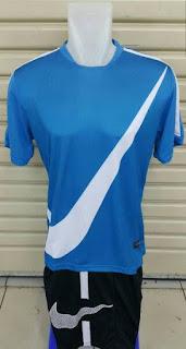 gamabr detail dan enkosa sport toko online baju bola dengan kualitas grade ori Jersey setelan futsal Nike GPX Flash Biru 2015