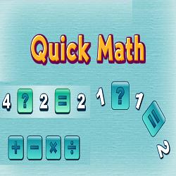 Quick Math (Math Game)