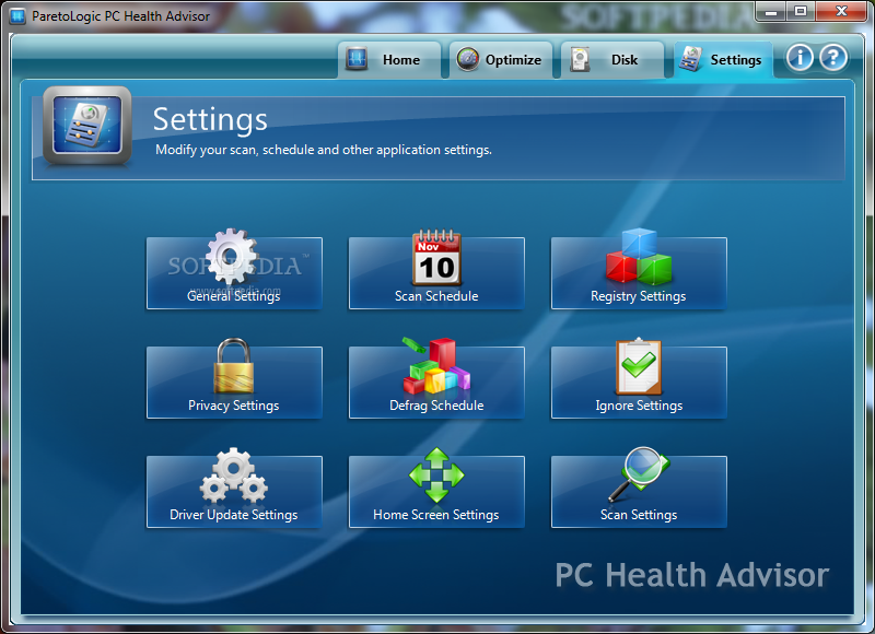 this using pc health advisor paretologic pc helath advisor will scan