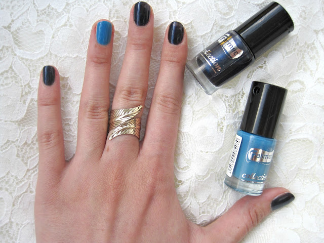 farmec pool party deep dive nail polish swatches lac unghii colectie vara oja