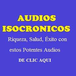 Sincronizacion con Tonos Isocronicos