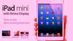 Price of Apple Ipad Mini in India with specs.