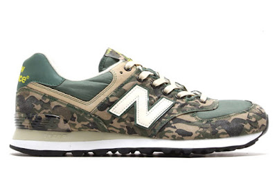 New Balance ML574 CAMO Pack en #TiendaFitzrovia.