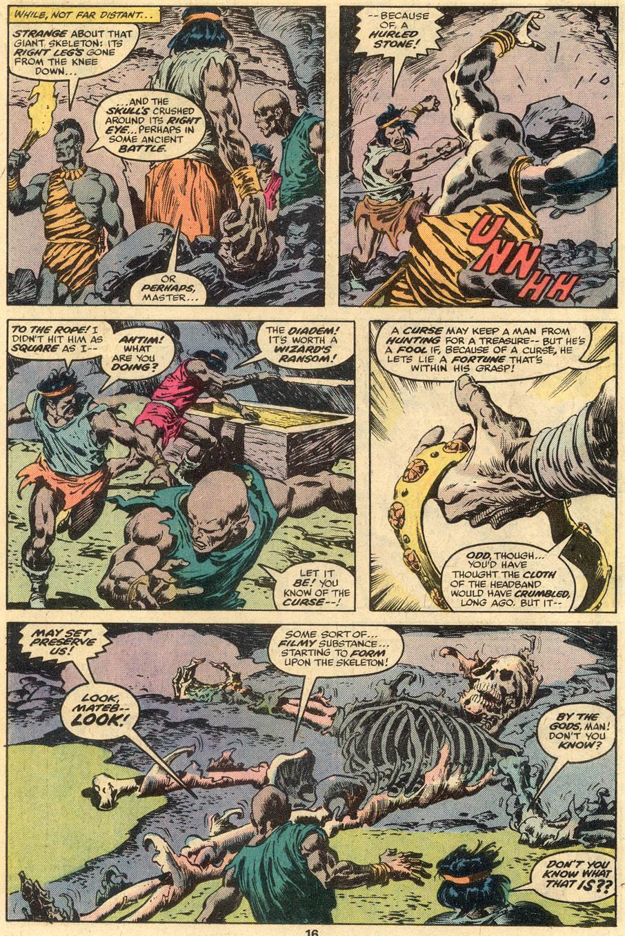 Conan the Barbarian (1970) Issue #90 #102 - English 11