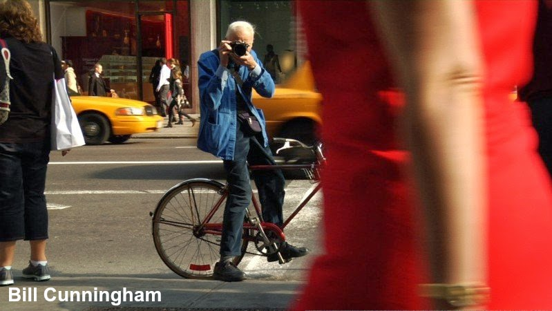 Bill Cunningham coolhunter