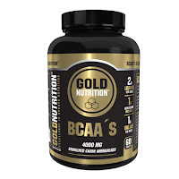 BCAA's Gold Nutrition