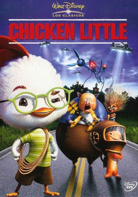 Chicken Little audio latino