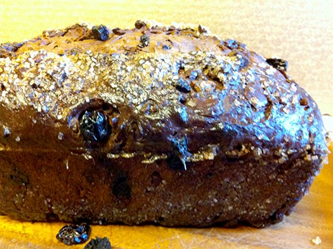 chocolate prune bread a babes delight