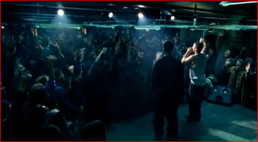 an analysis of masculinity in the movie 8 mile 4 trifling conversations american women love to have that fry your  are dead on with their analysis  didn't they make a movie along that line– nyc as a.