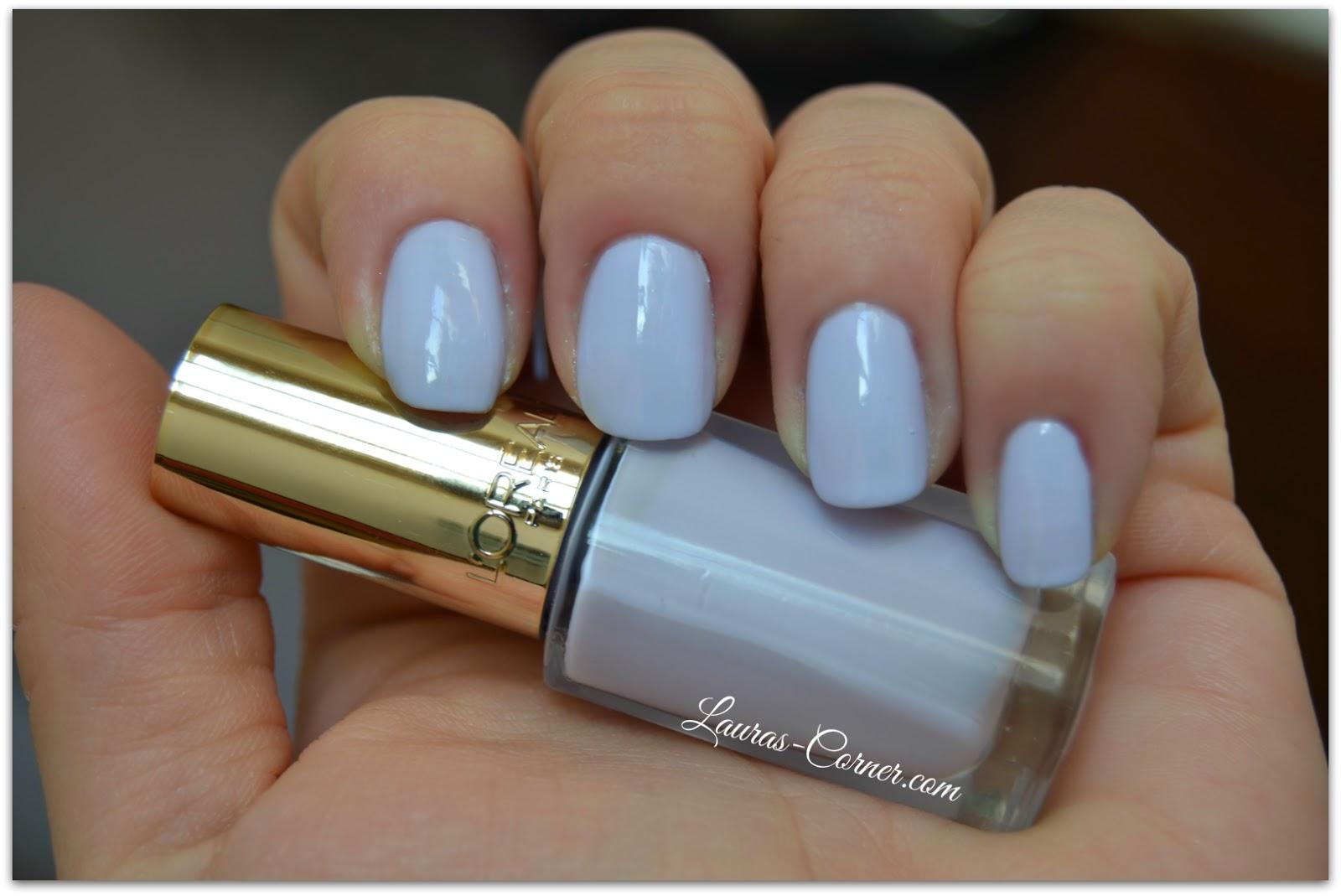 Swatch Monday : L\'Oréal Les Blancs - Laura\'s Corner