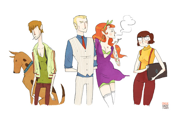 Scooby-Doo Reloaded