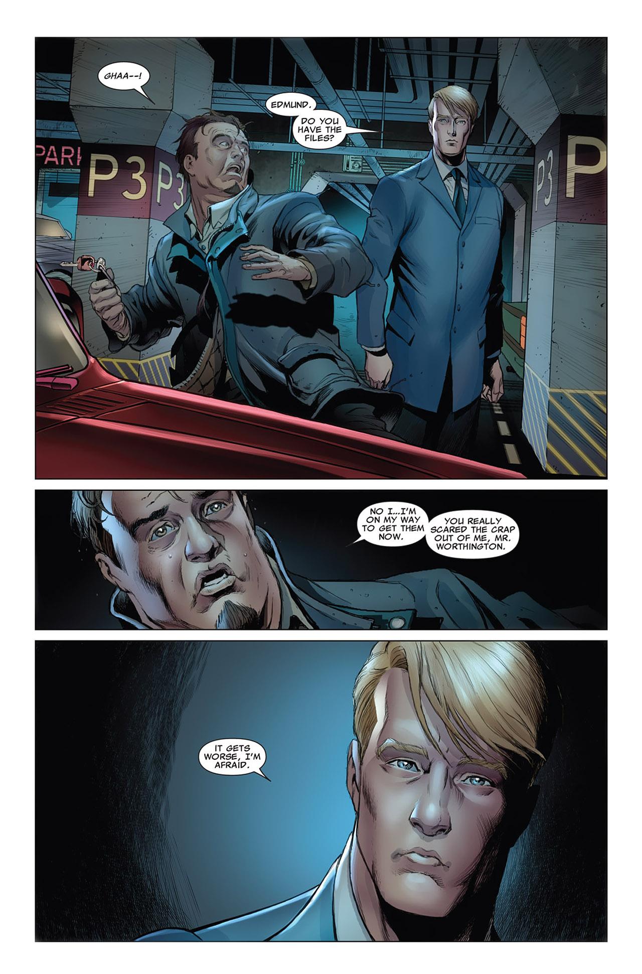 Uncanny X-Force (2010) #10 #27 - English 12