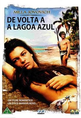 De Volta à Lagoa Azul Dublado 1991