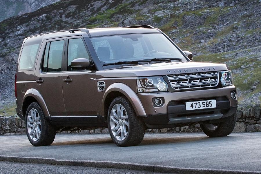Gallery For > 2015 Land Rover Discovery Price