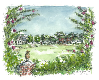 The Huntingfield Creek Inn - Crape Myrtles