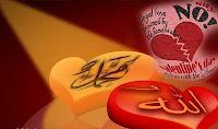 Hukum Merayakan Valentine dalam Islam.