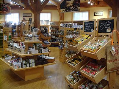 King Arthur Flour store