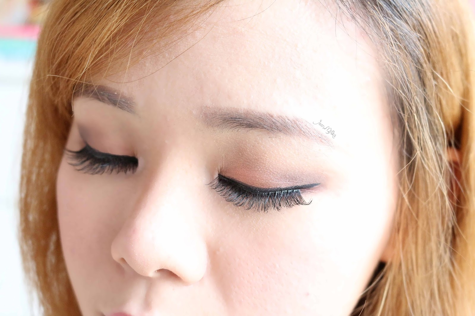 My Simple Korean Makeup Look Tips And Tutorial Video Jean Milka