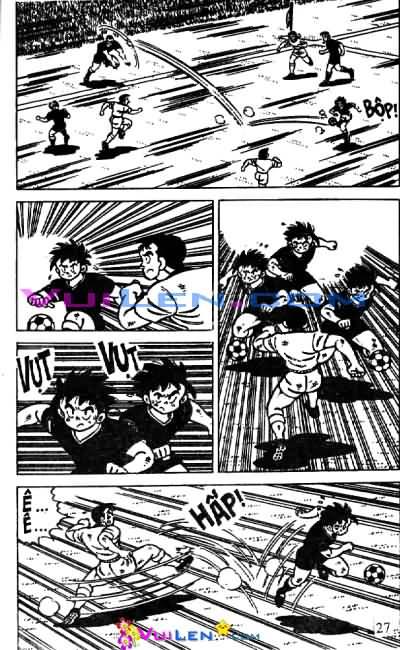 Jindodinho - Đường Dẫn Đến Khung Thành III Tập 31 page 27 Congtruyen24h