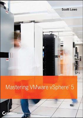 Sybex Mastering VMware vSphere 5 (2011)