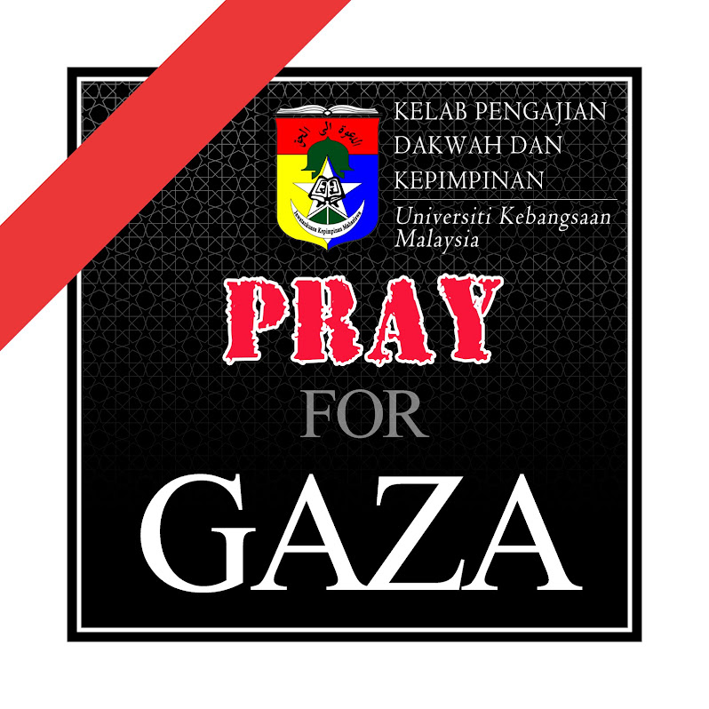 JAKMA Pray for Gaza