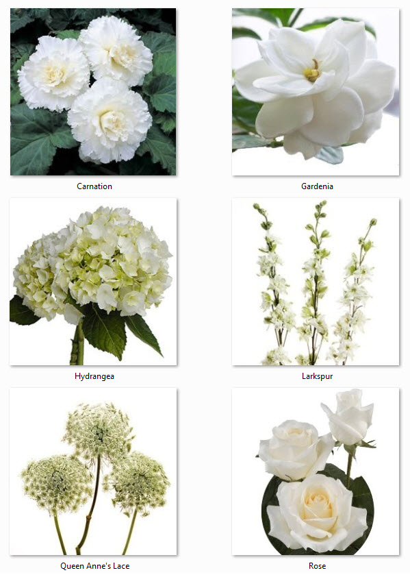 Here is a selection of small wedding centerpieces that seem affordable