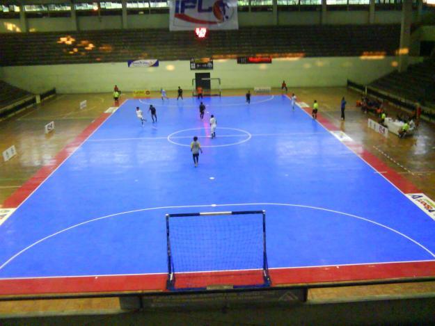 Jasa Pengecatan Lapangan Futsal