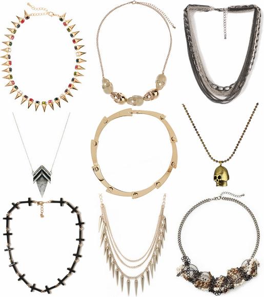 pontiac with fashion fall 2012 accessory trend edgy jewelry