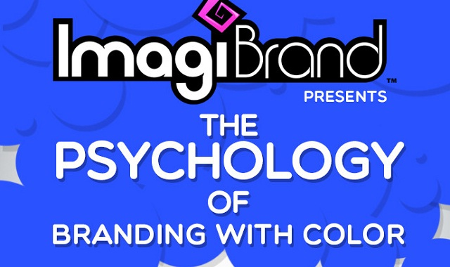 Image: The Psychology of Branding with the Color #infographic