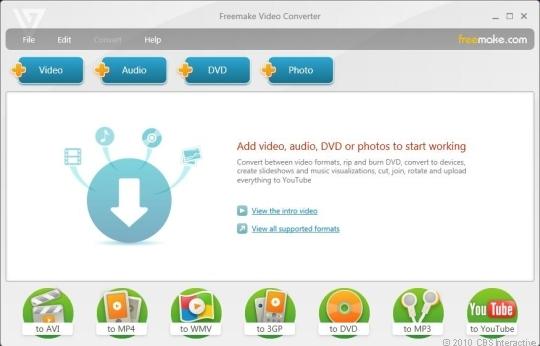 Freemake Video Converter 4.0.3.0