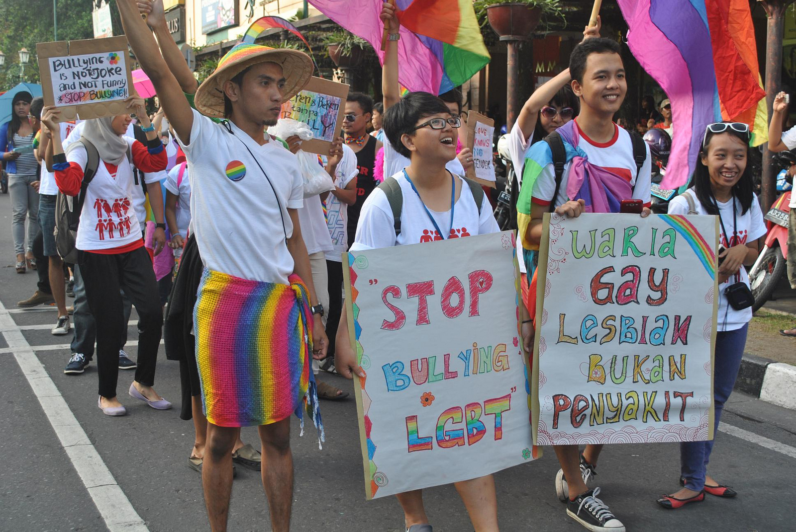Gay youth organizations