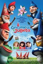Baixar Filme Gnomeu e Julieta (Dublado) Gratis patrick stewart michael caine james mcavoy hulk g emily blunt animacao 2011