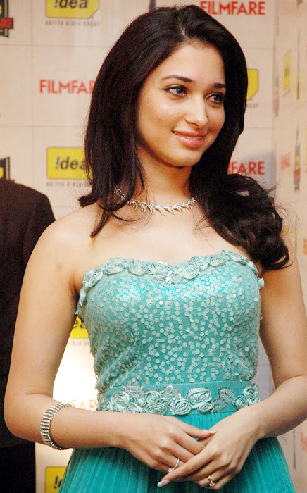 tamanna bhatia at idea filmfare awards hot photoshoot