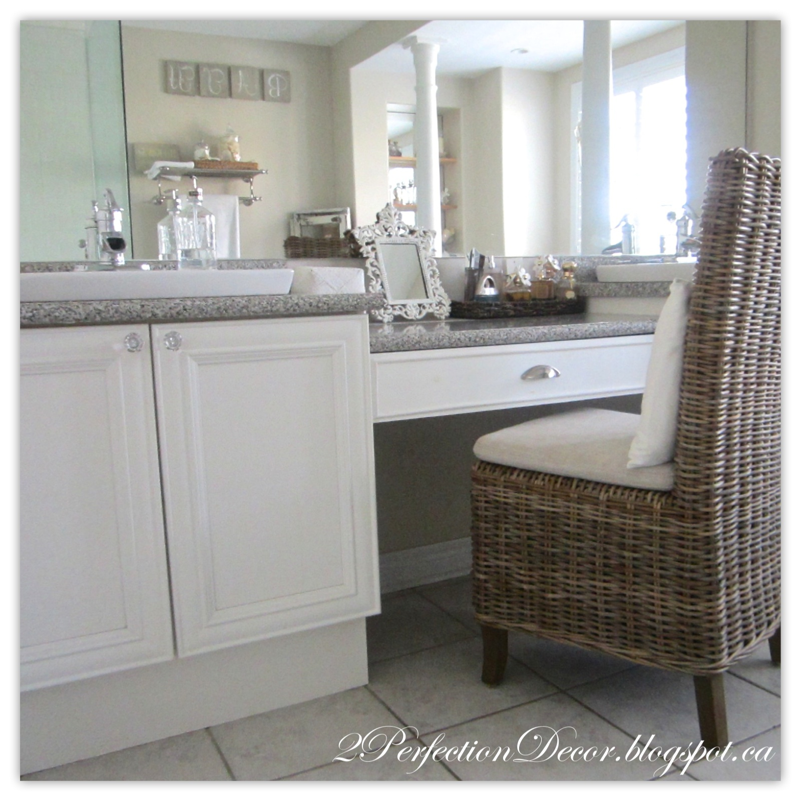 Marvelous Perfection Decor Updating old Bathroom Sinks while re using old vanities